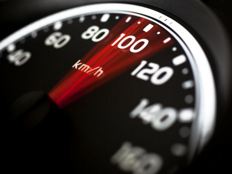 Intelligente snelheidsadaptatie: nieuw fenomeen vanaf 2022